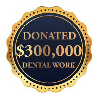 $300,000 Donated Dental Work Hours from Stillwater