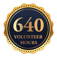640 Volunteer Hours donated from Stillwater Dental